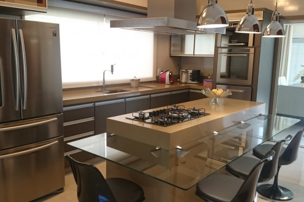 Cozinhas e Áreas Gourmet